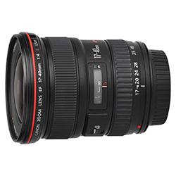 Canon EF-17-40mm f4 L USM